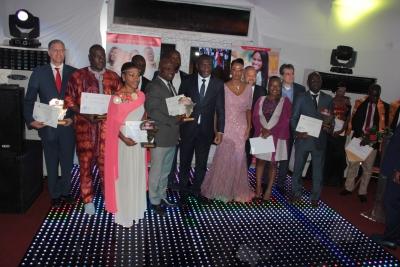 4ème édition du prix du label des consommateurs africains: 50 marques primées